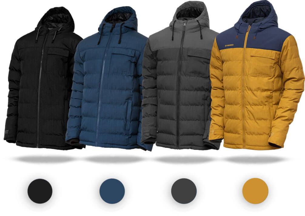 Men's collection – Winter 2017 – Fundango